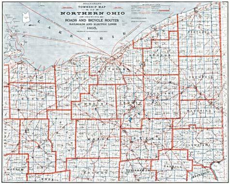 Map Of Northern Ohio My Blog - Map of northern ohio